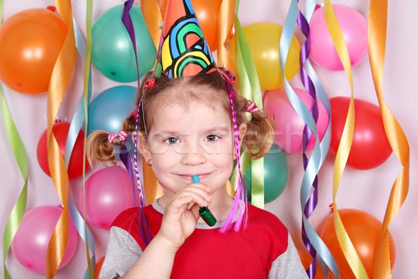 happy child birthday Stock photo © goce