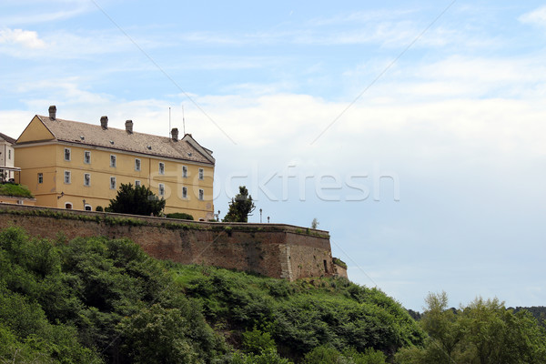 Petrovaradin fortress Novi Sad Serbia Stock photo © goce