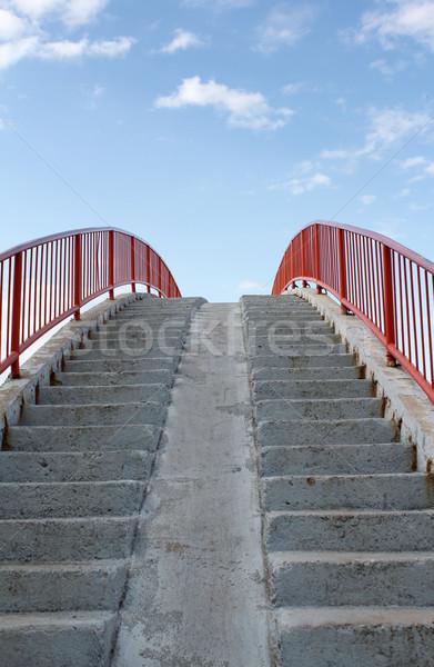 stairway to heaven Stock photo © goce