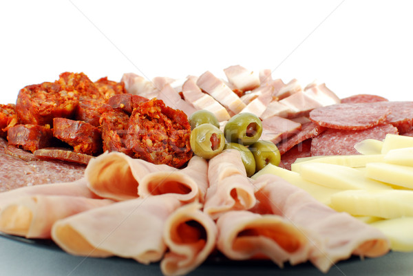 catering food close detail Stock photo © goce