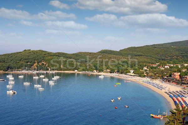 Stock fotó: Tengerpart · víz · természet · tenger · nyár · utazás