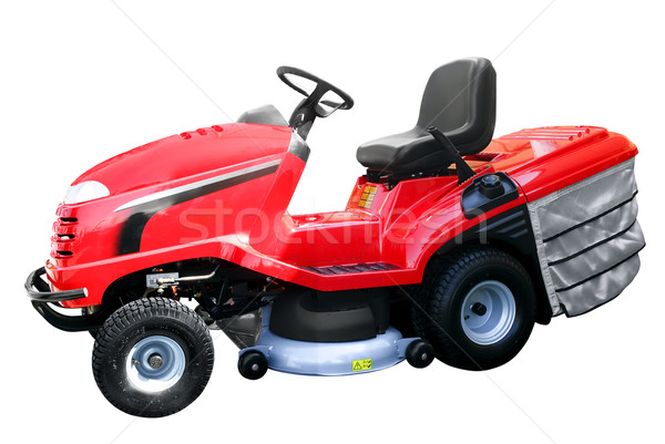 lawn mower isolated Stock photo © goce