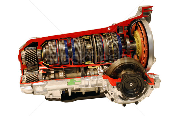 car automatic transmission part isolated Stock photo © goce