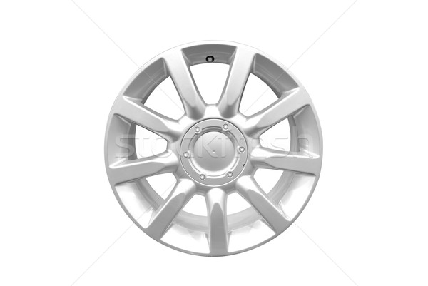 car alloy wheel isolated Stock photo © goce