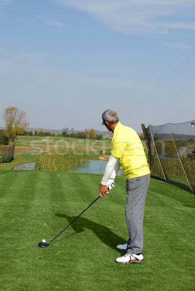 golf player Stock photo © goce