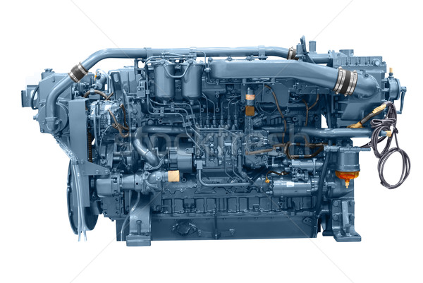 ship engine Stock photo © goce