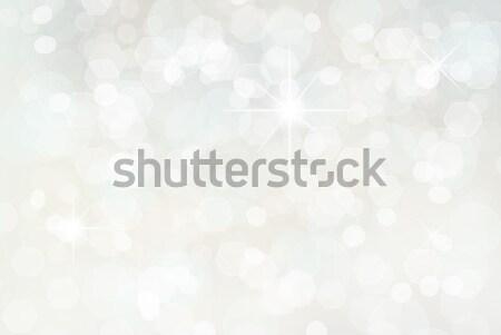 Stock fotó: Fehér · karácsony · ünnep · terv · háttér · művészet