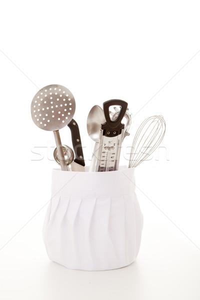 cooking equipment Stock photo © godfer