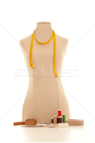 dressmakers dummy Stock photo © godfer