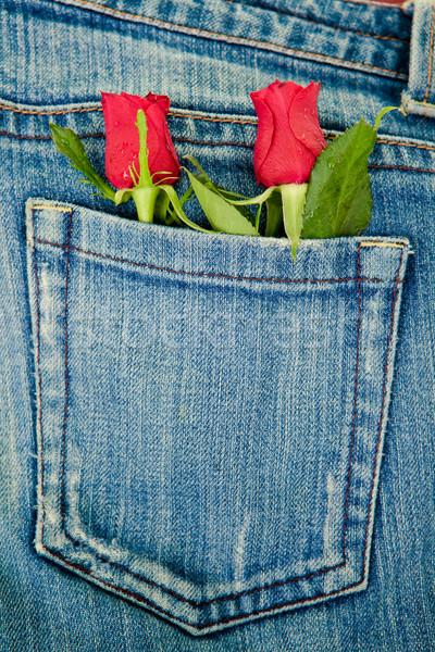 love valentines day concept Stock photo © godfer