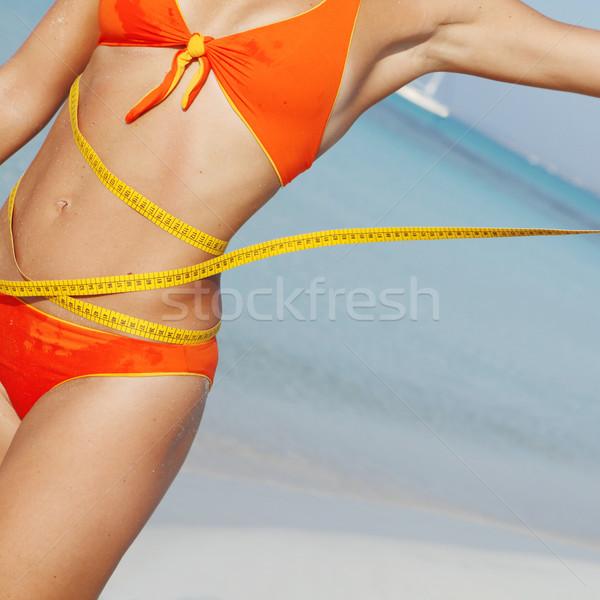 summer diet Stock photo © godfer