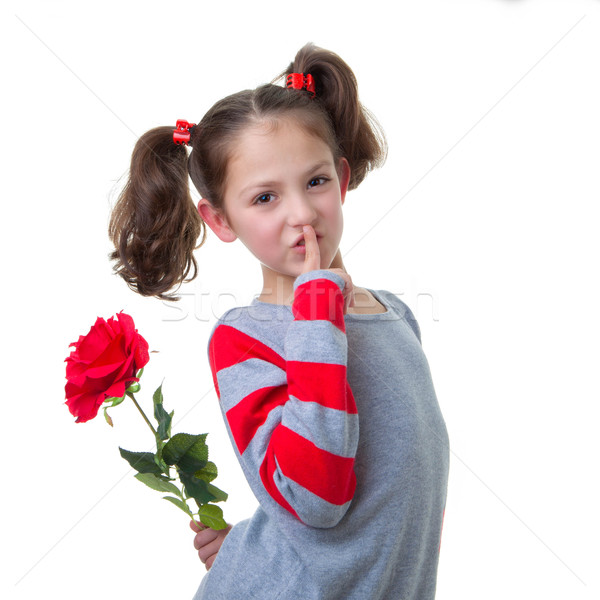 valentine or mothers day gift  Stock photo © godfer