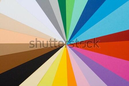 Színes háttér színek Stock fotó © godfer