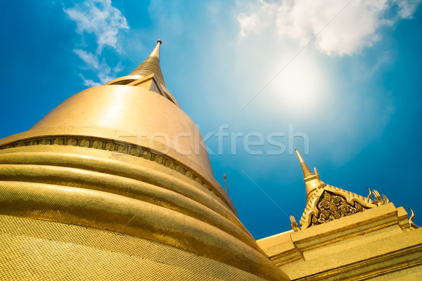 Wat Phra Kaeo Stock photo © goinyk