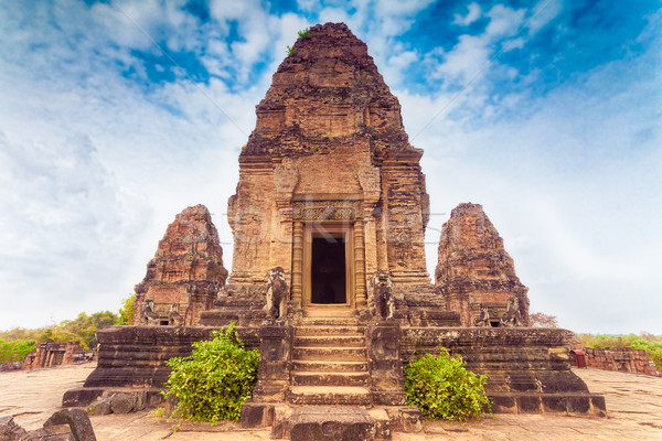 Pre Rup temple, Angkor area, Siem Reap, Cambodia Stock photo © goinyk