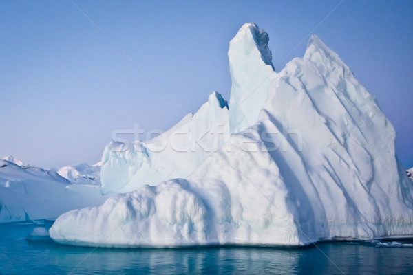 Antarctic iceberg Stock photo © goinyk