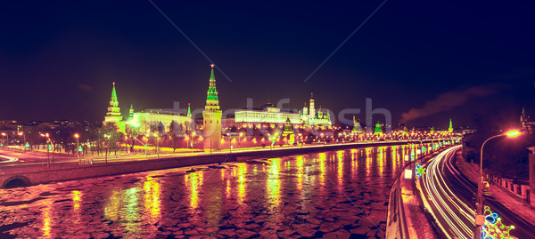 Moscow Kremlin. Russia Stock photo © goinyk