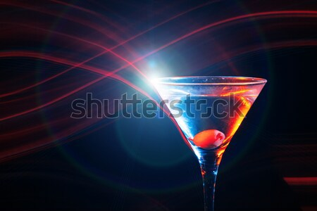 Modern coctail  Stock photo © goinyk