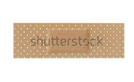 Stock photo: Adhesive bandage