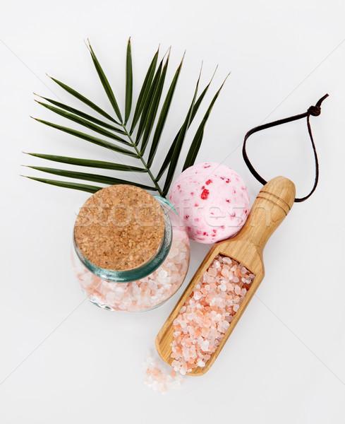 Bath aromatherapy Stock photo © goir
