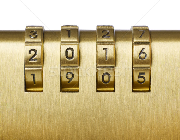 Cipher with 2016 numbers Stock photo © goir