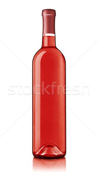 бутылку белый вино красный алкоголя Сток-фото © goir