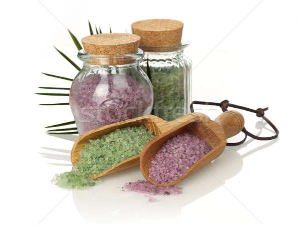 Bath salts Stock photo © goir