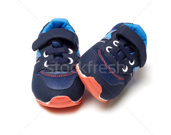 Kid sport shoes Stock photo © goir