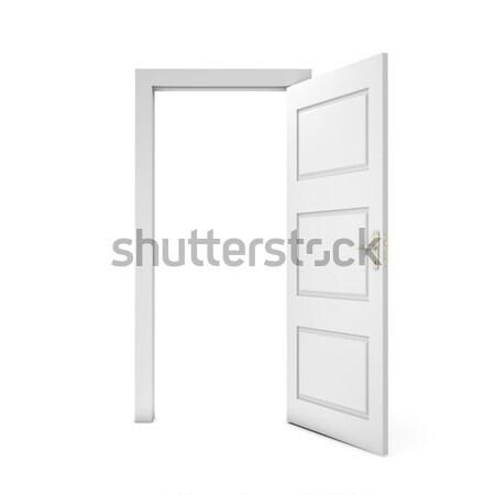 Open door Stock photo © goir