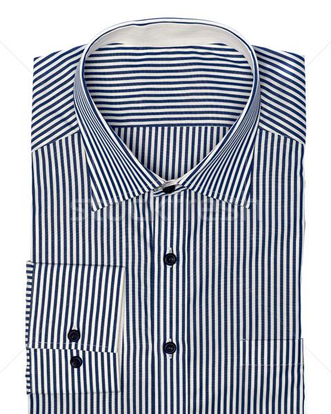 Stripped shirt Stock photo © goir