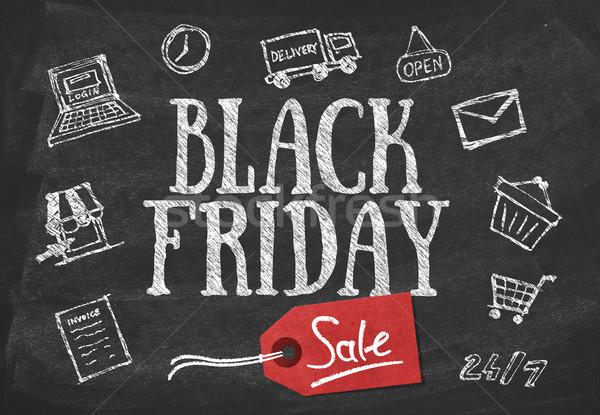 Black friday sale Stock photo © goir