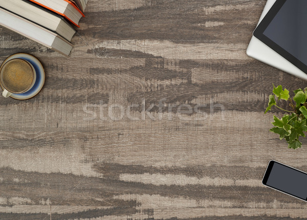 Working table Stock photo © goir