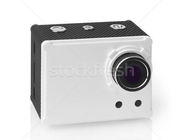 Mini camera Stock photo © goir