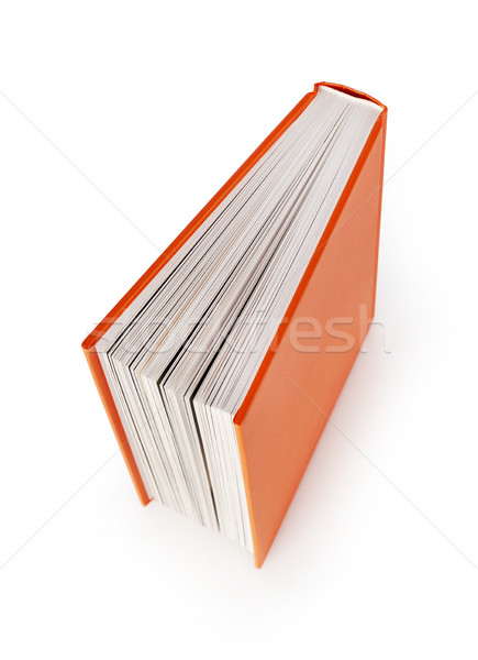 Book pages Stock photo © goir
