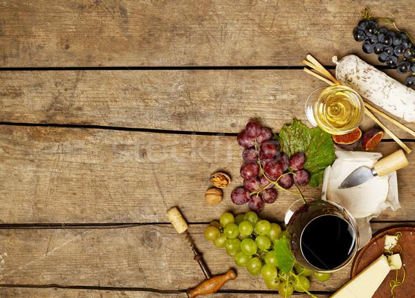 Winetasting Stock photo © goir