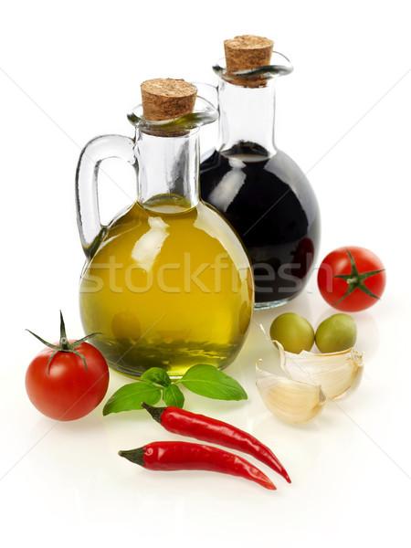 Fresh ingredients Stock photo © goir