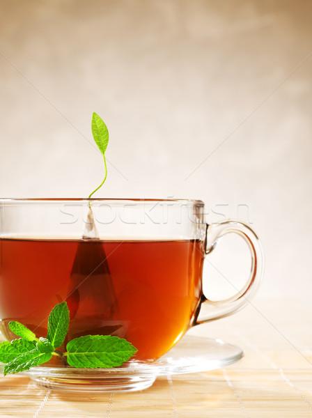 Tea cup Stock photo © goir