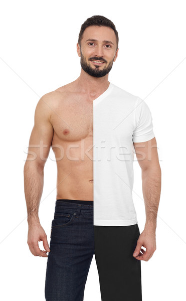Stay in shape Stock photo © goir