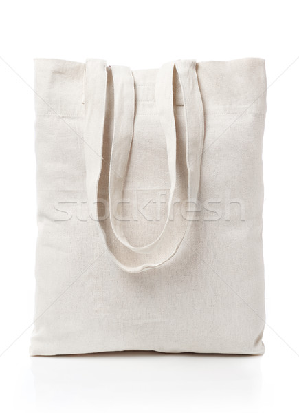 Eco-friendly cotton bag Stock photo © goir