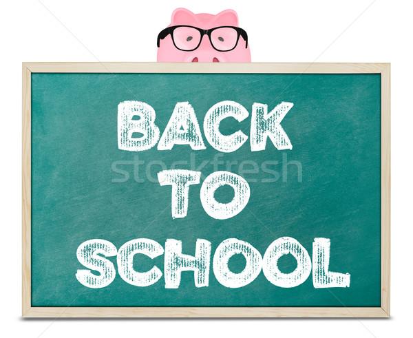 Back to school Stock photo © goir