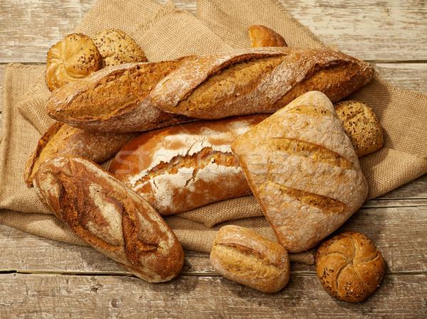 パン 自然 環境 ブラウン オーガニック ストックフォト © goir