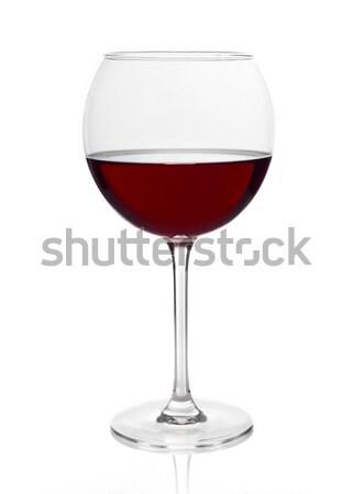 赤ワイン ガラス 白 ワイン アルコール 写真 ストックフォト © goir