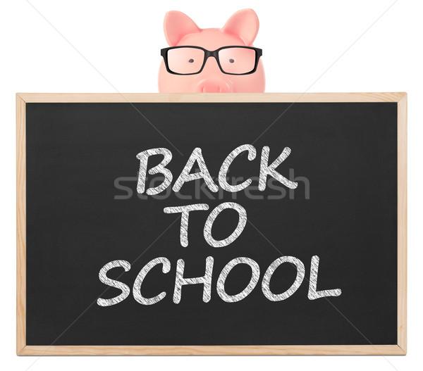 Back to school concept Stock photo © goir