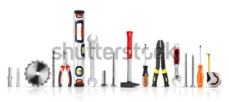 Work tools Stock photo © goir