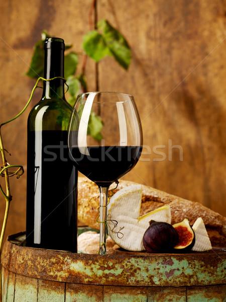 Red wine Stock photo © goir