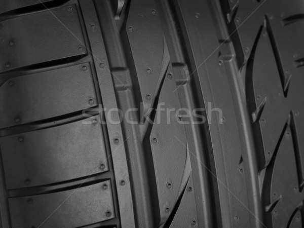Wiel auto sport technologie metaal Stockfoto © goir