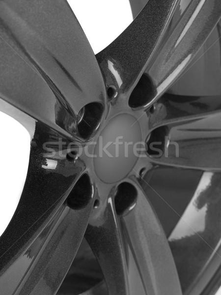 Wheel spokes Stock photo © goir
