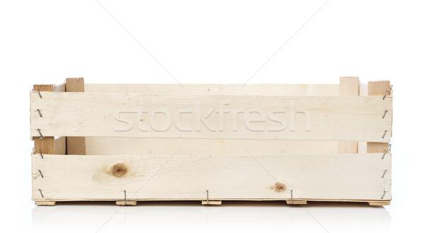 Crate Stock photo © goir