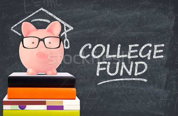 大学 ファンド 貯金 図書 黒板 教育 ストックフォト © goir