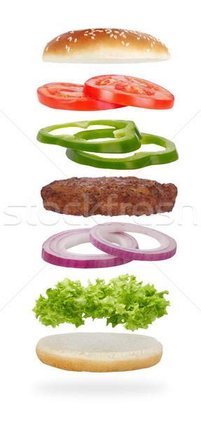 Burger Stock photo © goir